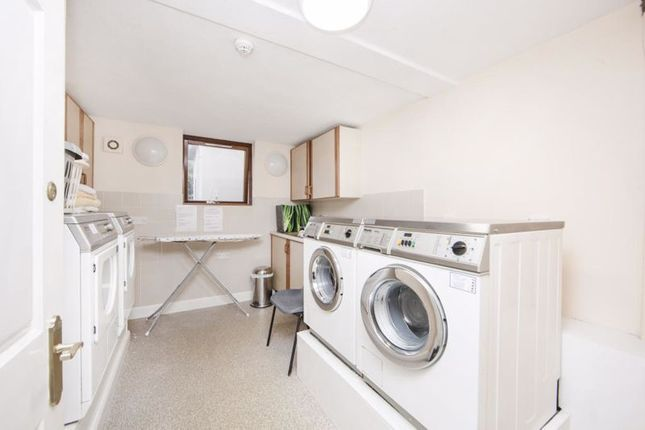 Communal Laundry of Ash Lodge (Pegasus Court), Hook RG27