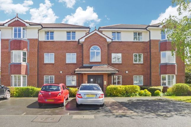 2 bed flat for sale in Birchgrove Close, Bolton BL3