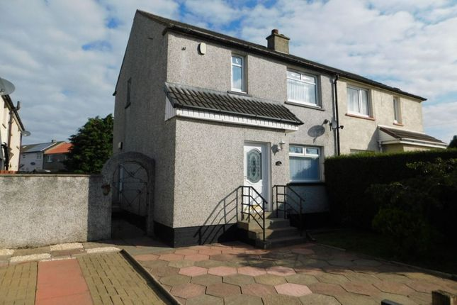 Thumbnail Semi-detached house to rent in Linnhe Crescent, Wishaw