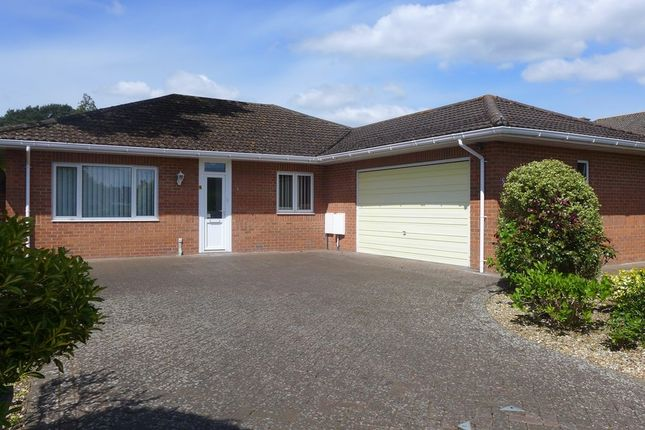 Thumbnail Detached bungalow for sale in Fernlea Avenue, Ferndown
