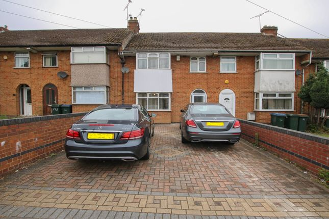 Thumbnail Terraced house to rent in Belgrave Road, Walsgrave, Coventry