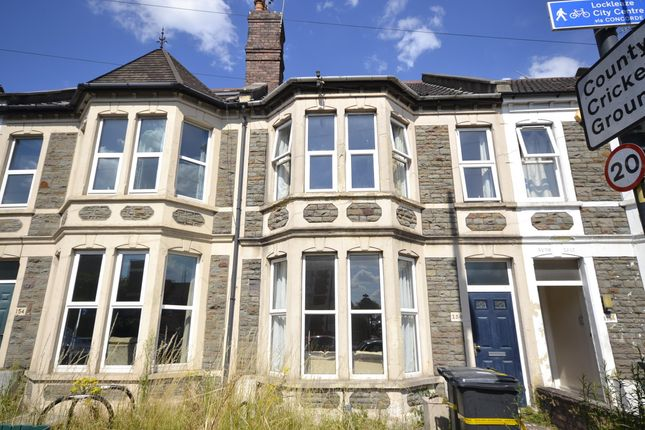 Thumbnail Terraced house to rent in Ashley Down Road, Bristol