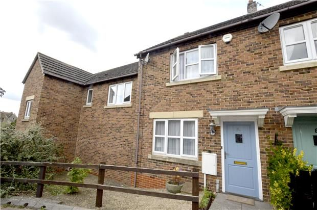 Thumbnail 3 bed terraced house for sale in Court View, Stonehouse, Gloucestershire