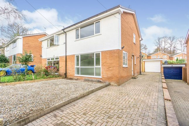 Thumbnail Semi-detached house for sale in Birch Road, Prenton