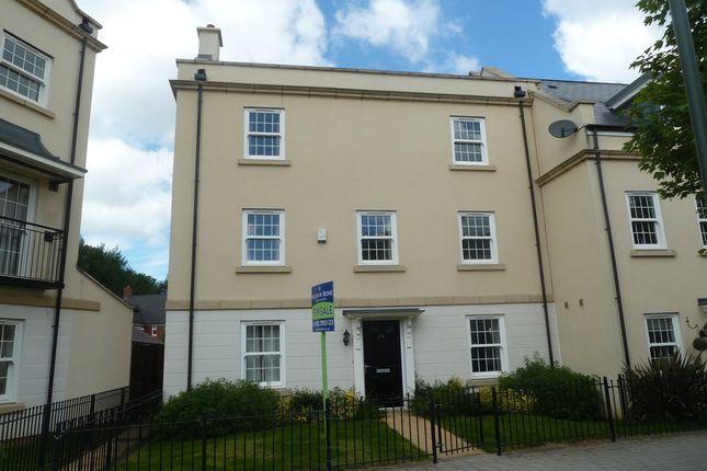 Thumbnail End terrace house for sale in Hazel Way, Brockworth, Gloucester