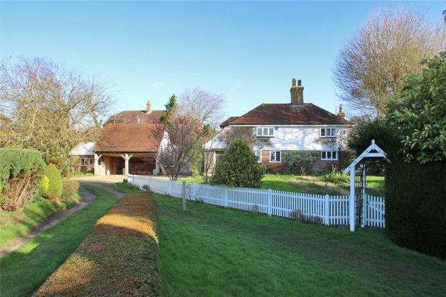 Thumbnail Detached house for sale in Beech Road (Off Rye Road), Newenden, Cranbrook, Kent