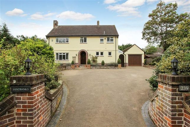 Thumbnail Detached house for sale in Heath Road, Leighton Buzzard