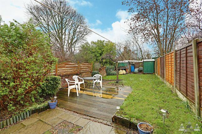 Rear Garden of Chesterfield Road, Staveley, Chesterfield, Derbyshire S43