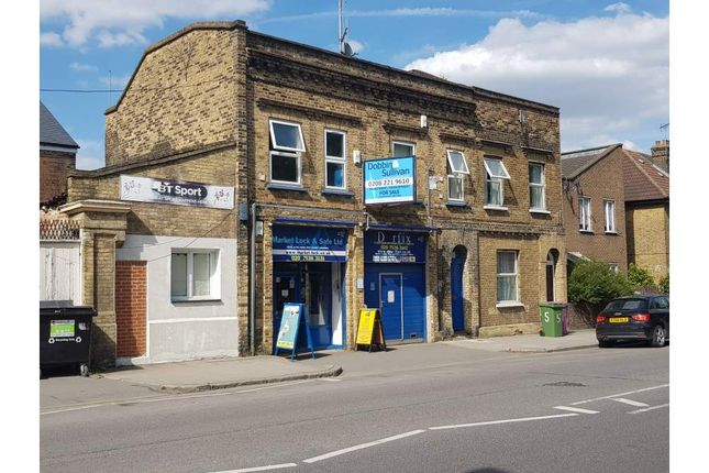 Thumbnail Retail premises for sale in 3 Manchester Road, London