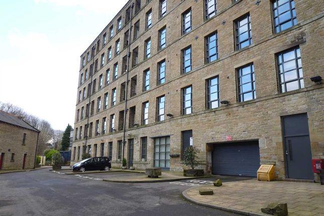Parking of Parkwood Mills, Longwood, Huddersfield HD3