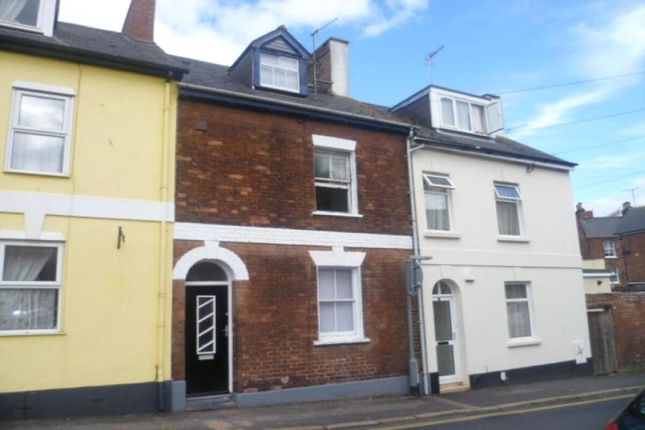 Thumbnail Terraced house to rent in Howell Road, Exeter