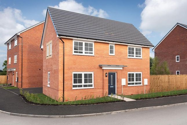 "Thumbnail Detached house for sale in ""Ennerdale"" at Lytham Road, Warton, Preston"