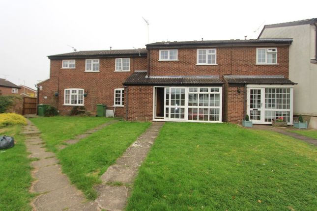 Thumbnail Terraced house to rent in Burton Close, Oadby, Leicester