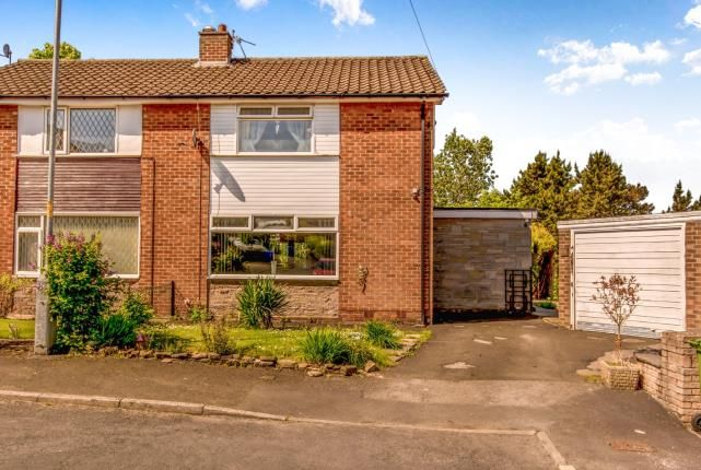 Thumbnail Semi-detached house for sale in Queens Drive, Hyde, Greater Manchester, United Kingdom