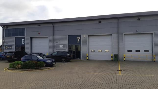 Thumbnail Light industrial to let in Unit 7, Honywood Business Park, Honywood Road, Basildon, Essex