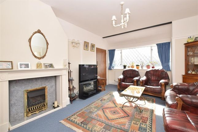 Thumbnail Bungalow for sale in Lancaster Road, Goring-By-Sea, Worthing, West Sussex