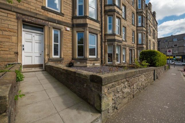 Thumbnail Flat to rent in Belgrave Terrace, Corstorphine