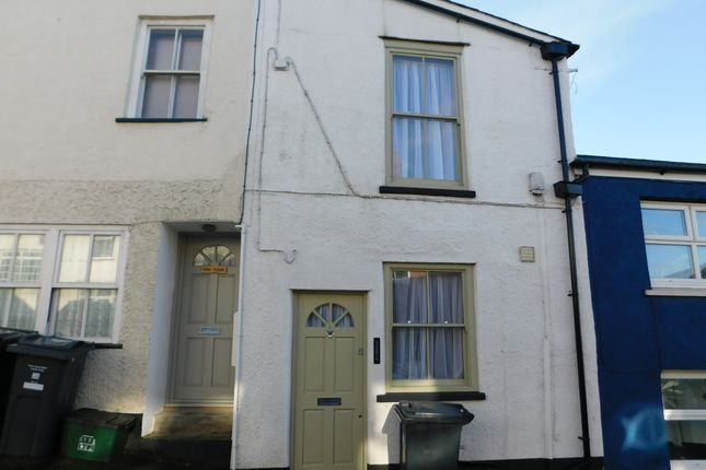 Thumbnail Terraced house to rent in Castle Hill, Axminster
