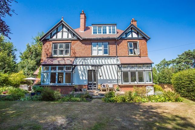 Thumbnail Detached house for sale in The Avenue, Whyteleafe