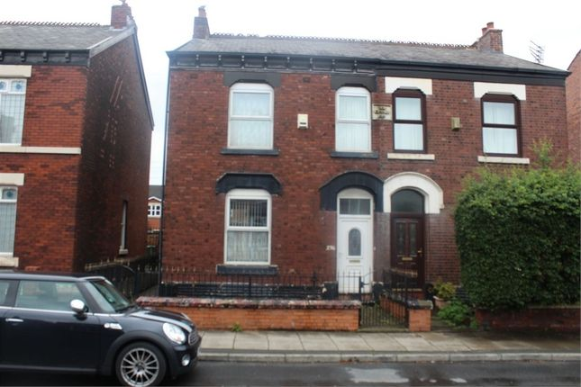 Thumbnail Semi-detached house for sale in Oldham Road, Ashton-Under-Lyne, Greater Manchester