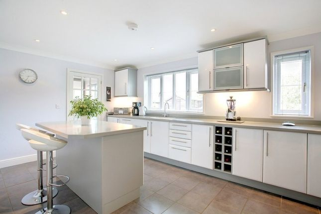 Thumbnail Detached house for sale in Peters Way, Yaxham, Dereham