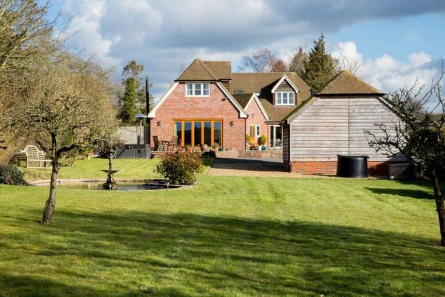 Thumbnail Detached house for sale in Cutting Hill, Ham