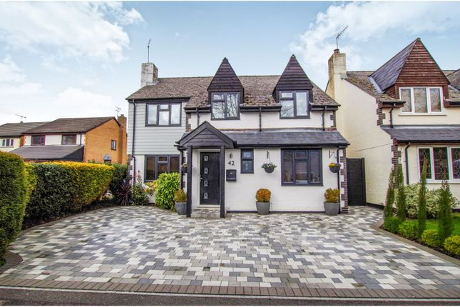 Thumbnail Detached house for sale in Charlecote Drive, Chandlers Ford