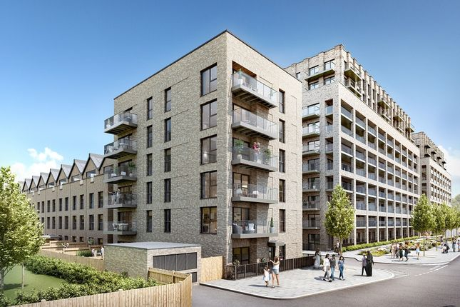 Thumbnail Flat for sale in Turnside House 1 Acadamy House, Thunderer Street, London
