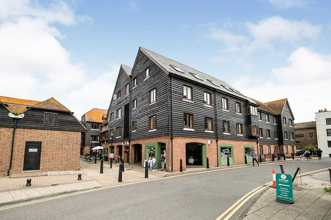 1 bed flat for sale in Strand Court, Strand Quay, Rye, East Sussex TN31