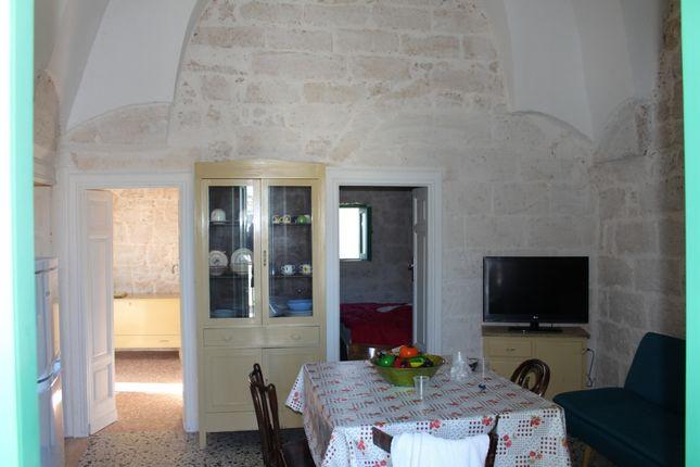 Reception of Casa Zona Ottocentesca, Ostuni, Puglia, Italy