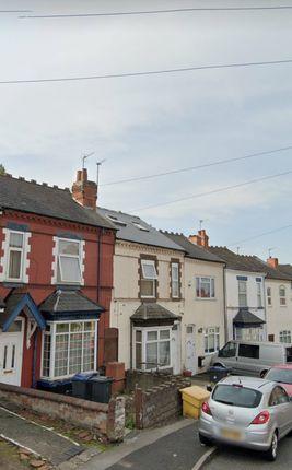 Thumbnail Terraced house to rent in Hillaries Road, Erdington