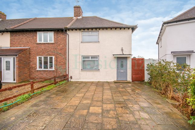 Thumbnail End terrace house to rent in Fleetwood Road, Kingston