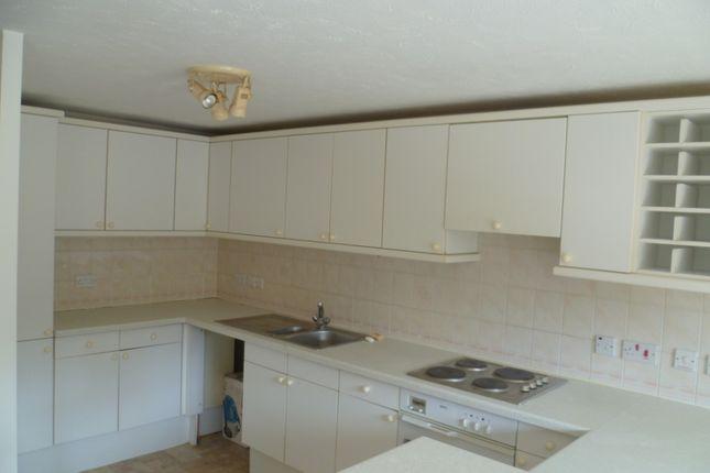 Thumbnail 2 bed flat to rent in Boycott Avenue, Oldbrook, Milton Keynes