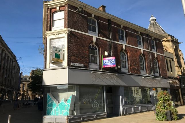 Thumbnail Retail premises to let in 59-61A King William Street, Blackburn