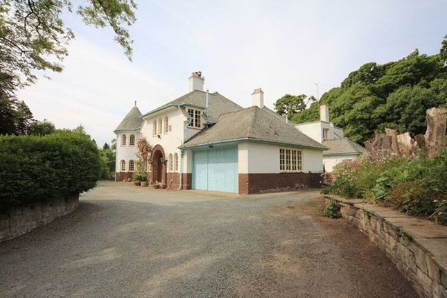 Thumbnail Detached house for sale in Orovales, Caldy Road, Caldy, Wirral