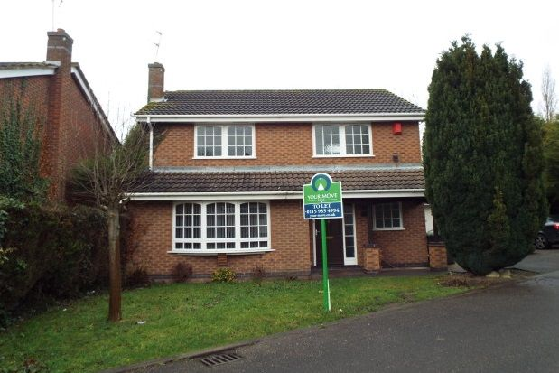 Thumbnail Property to rent in Charlbury Court, Bramcote