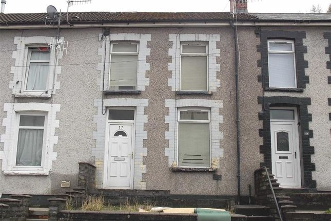 Thumbnail Terraced house to rent in Dilwyn Street, Penrhiwceiber, Mountain Ash