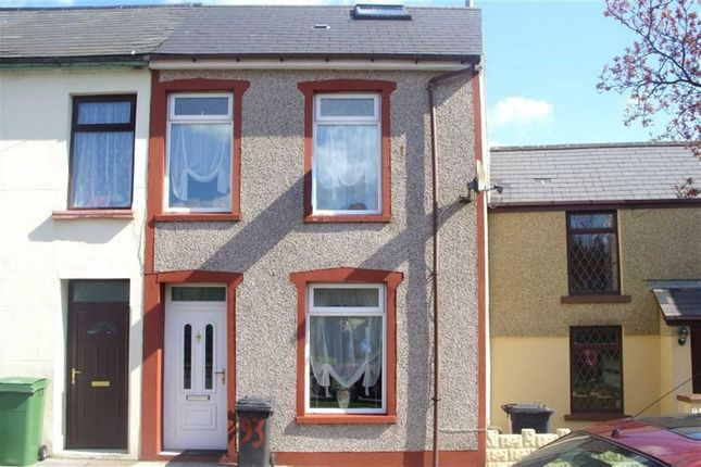 Thumbnail Terraced house for sale in Cemetery Road, Aberdare, Rhondda Cynon Taff