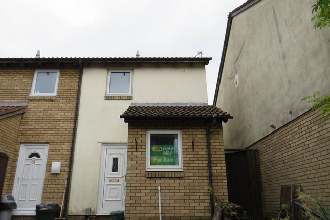 Thumbnail Semi-detached house for sale in Glenbrook Drive, Barry