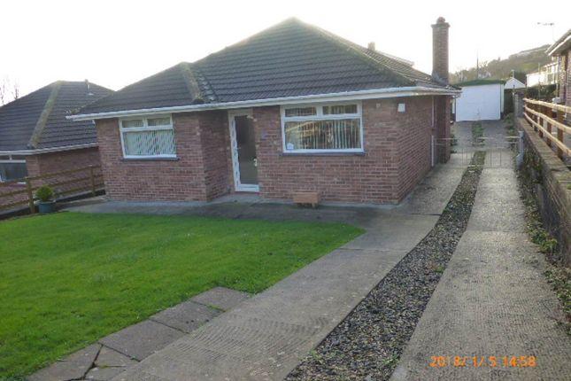 Thumbnail Bungalow to rent in Hafod Cwnin, Carmarthen