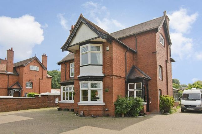 Thumbnail Detached house for sale in Station Street, Cheslyn Hay, Walsall
