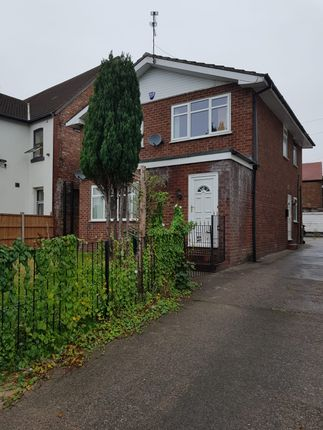 Thumbnail Semi-detached house to rent in Albert Road, Manchester