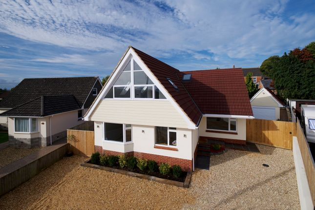 Thumbnail Detached house for sale in Ribble Close, Broadstone