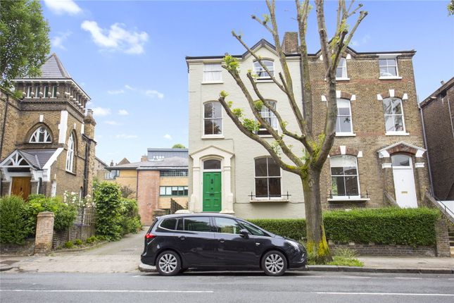 Thumbnail End terrace house for sale in Burghley Road, London