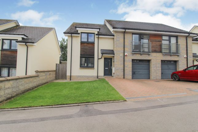 Thumbnail Semi-detached house for sale in Weaver Terrace, Aberdeen