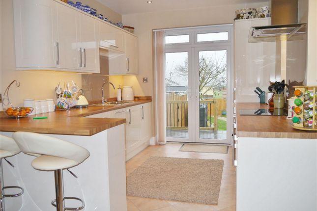 Thumbnail Semi-detached house for sale in Toddington, Cheltenham, Gloucestershire