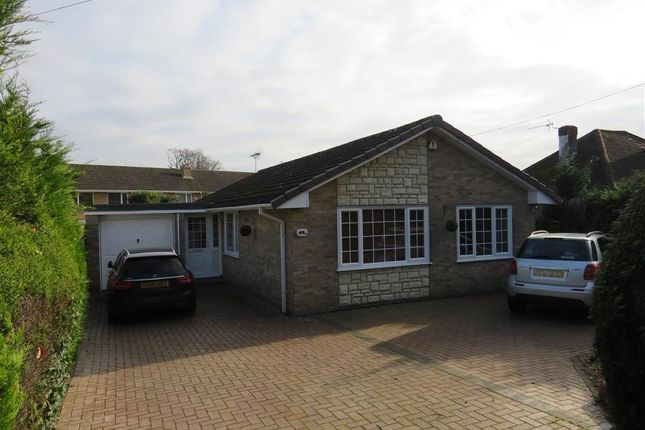 Thumbnail Detached bungalow for sale in Wareham Road, Corfe Mullen, Wimborne