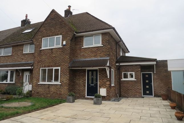Thumbnail Semi-detached house to rent in 95 Highsands Avenue, Rufford