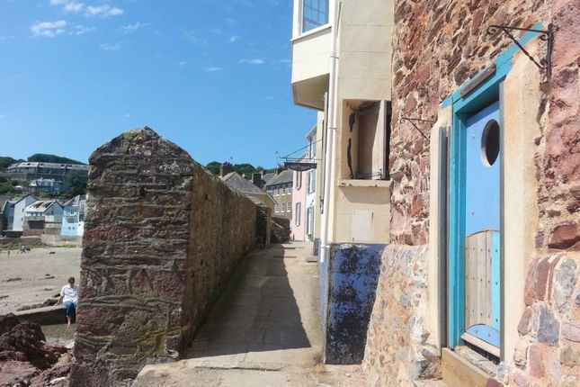 Thumbnail Terraced house to rent in Lower Rock House, The Cleave, Cawsand