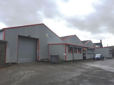 Thumbnail Light industrial for sale in Unit 1, Tonypandy Enterprise Park, Llwynypia Road, Tonypandy